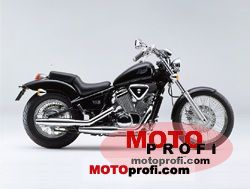 Honda Steed 400 2002 photo