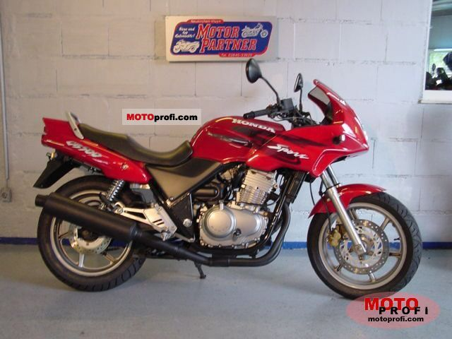 Honda CB 500 S 1999 photo