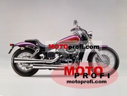 Honda Shadow Slasher 400 2002 photo
