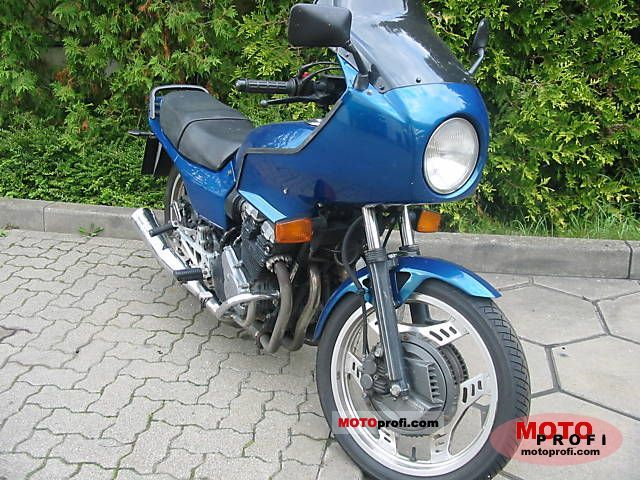 Honda CBX 550 F 2 1985 photo