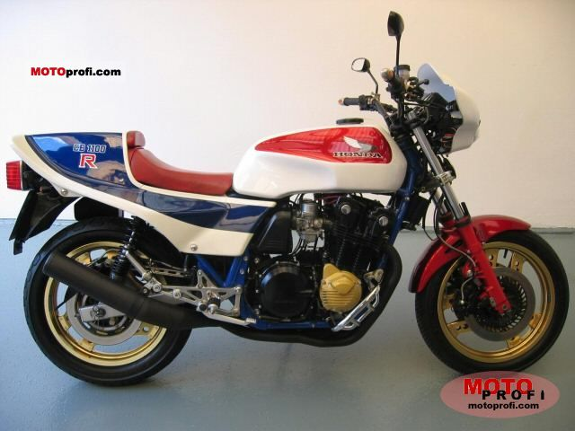Honda CB 1100 R 1982 photo