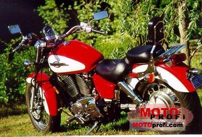 Honda VT 1100 ACE Shadow 1995 photo