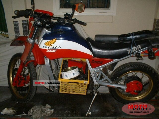 Honda XLV 750 R 1984 photo