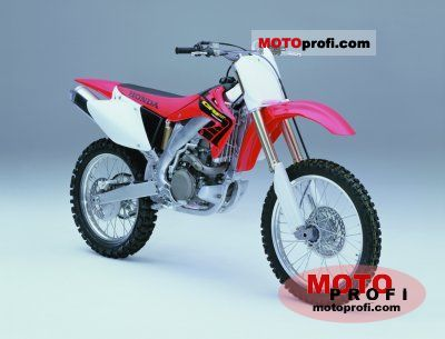Honda CRF 450 R 2002 photo