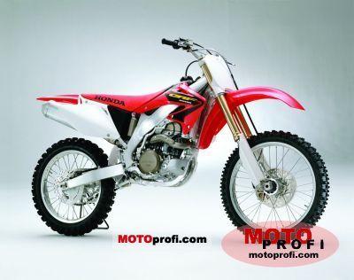 Honda CRF 450 R 2003 photo