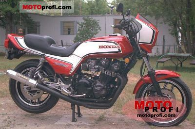 Honda CB 1100 F 1983 photo