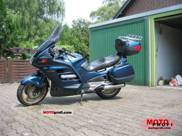honda st 1100 pan european 2001 specs and photos. Black Bedroom Furniture Sets. Home Design Ideas