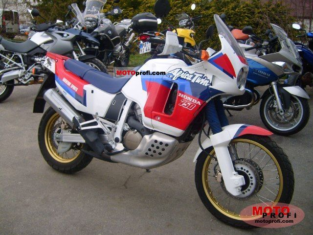 Honda XRV 750 Africa Twin 1990 photo