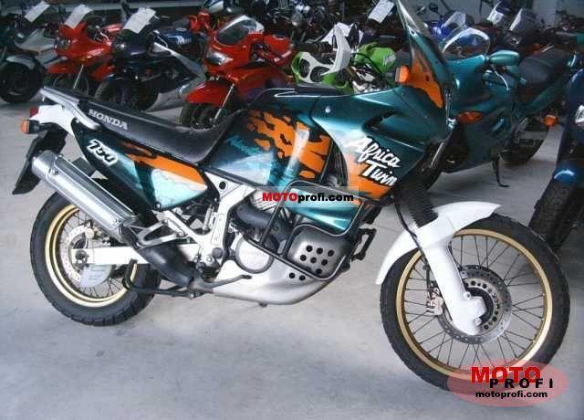 Honda XRV 750 Africa Twin 1995 photo