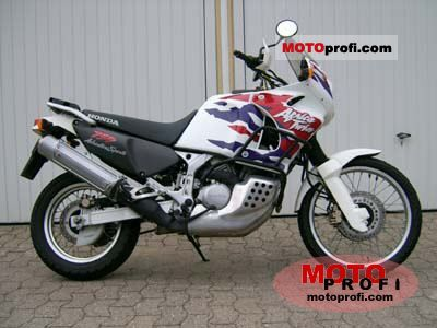 Honda XRV 750 Africa Twin 1999 photo