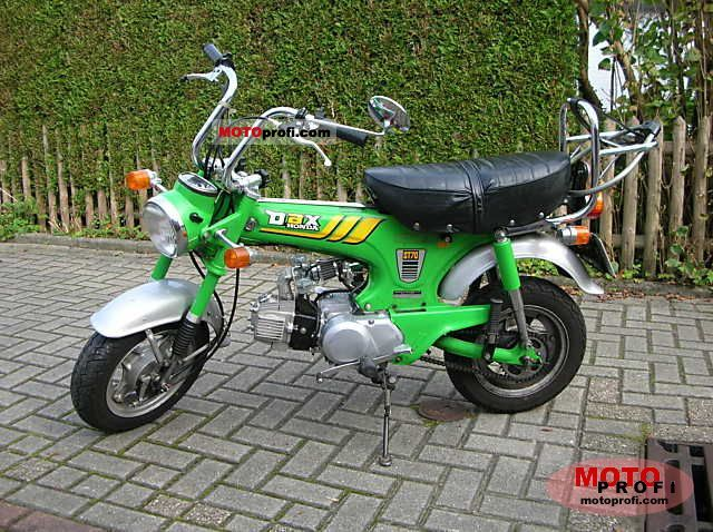 Honda ST 70 DAX 1979 photo
