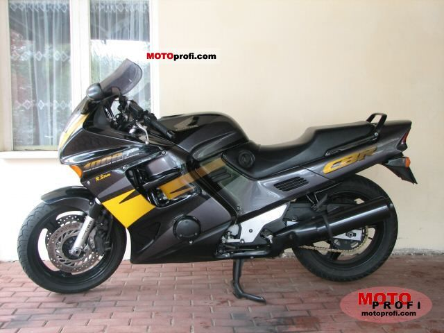 honda cbr 1000 f 1997 specs and photos. Black Bedroom Furniture Sets. Home Design Ideas