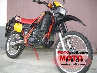 Honda MTX 200 R 1985 photo