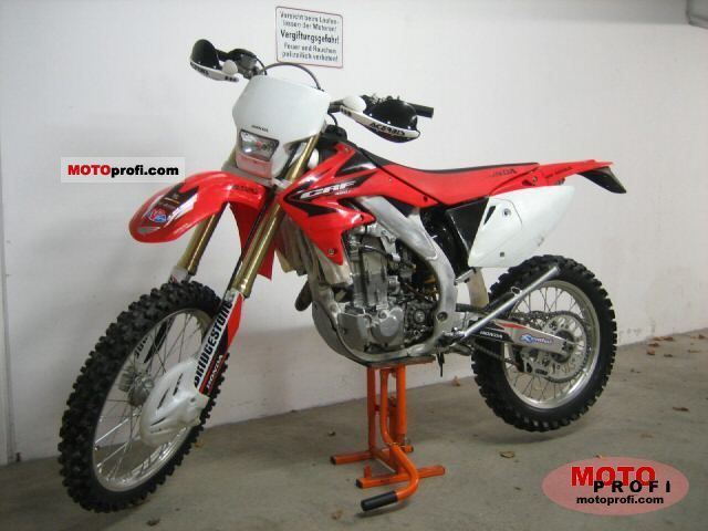 Honda CRF 450 X 2005 photo