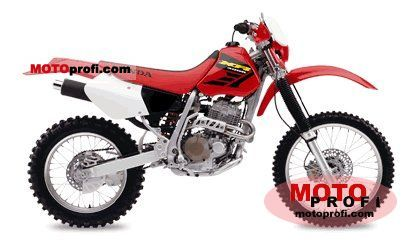 Honda XR 400 R 2002 photo