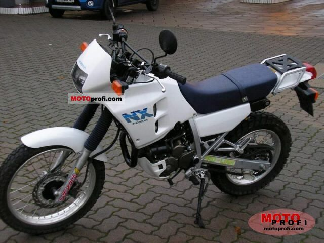Honda NX 250 1992 photo