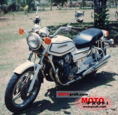 Honda CB 750 K 2nd. edition 1978 photo