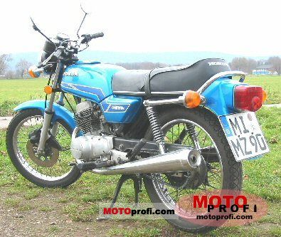 Honda CB 125 T 1979 photo