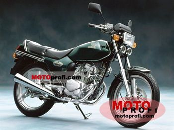 Honda CB 125 T 2002 photo