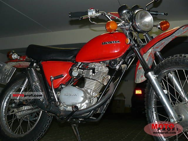 Honda SL 125 S 1975 photo