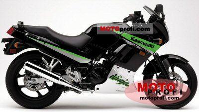 Kawasaki Ninja 250 R 2005 photo