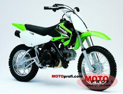 Kawasaki KLX 110 2004 photo