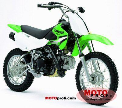 Kawasaki KLX 110 2005 photo