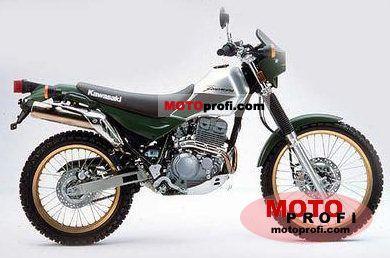 Kawasaki KL250-G4 Super Sherpa 2000 photo