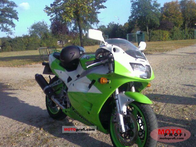 Kawasaki ZXR 400 1999 Photo