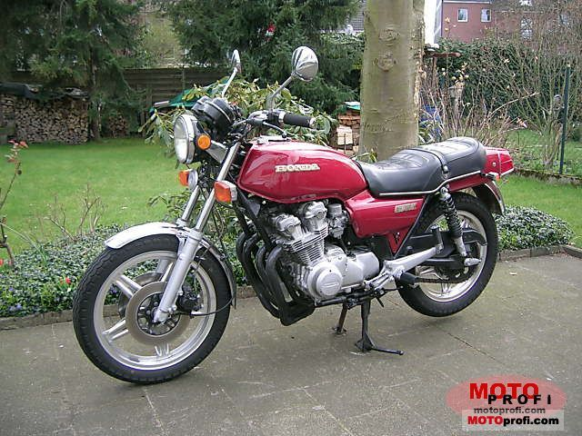 Honda CB 750 K 1980 photo