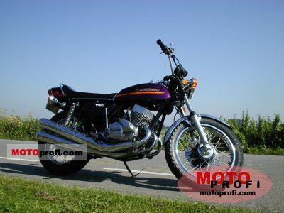 Kawasaki 750 H 2 Mach IV 1973 photo