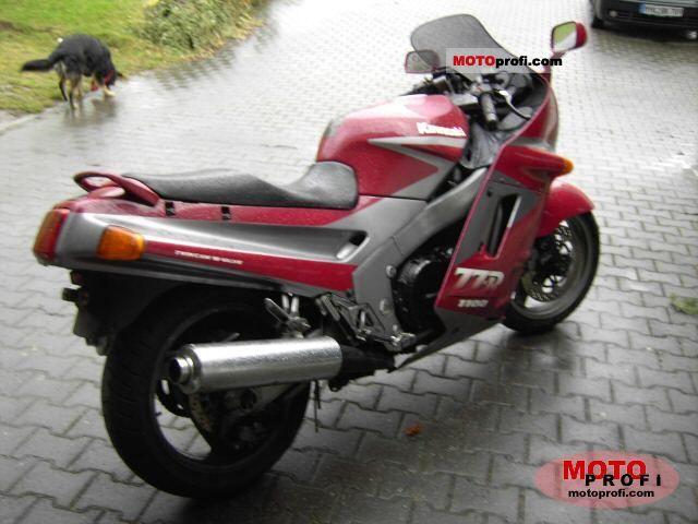 Kawasaki ZZ-R 1100 1990 photo