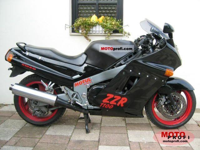 Kawasaki ZZ-R 1100 1992 photo