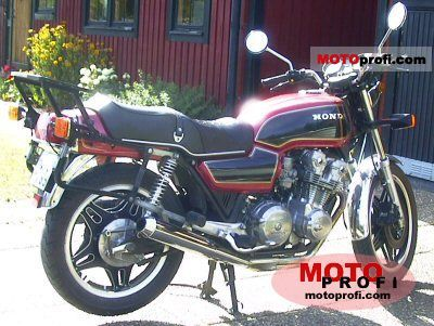 Honda CB 750 K 1981 photo