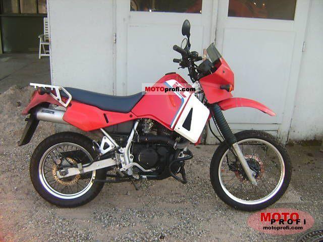 Kawasaki KLR 650 1987 photo