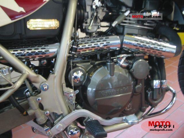Kawasaki KLR 650 1997 photo