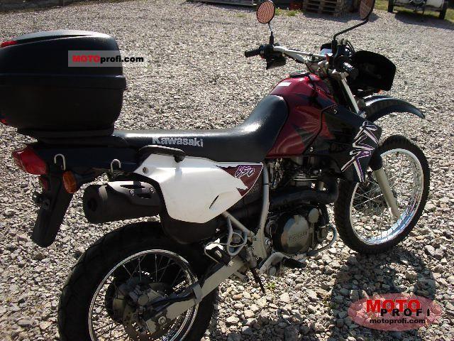 Kawasaki KLR 650 2000 photo