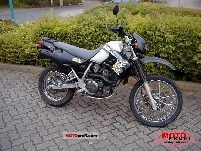 Kawasaki KLR 650 2002 photo