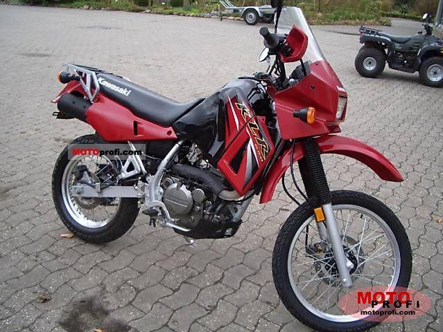 Kawasaki KLR 650 2005 photo