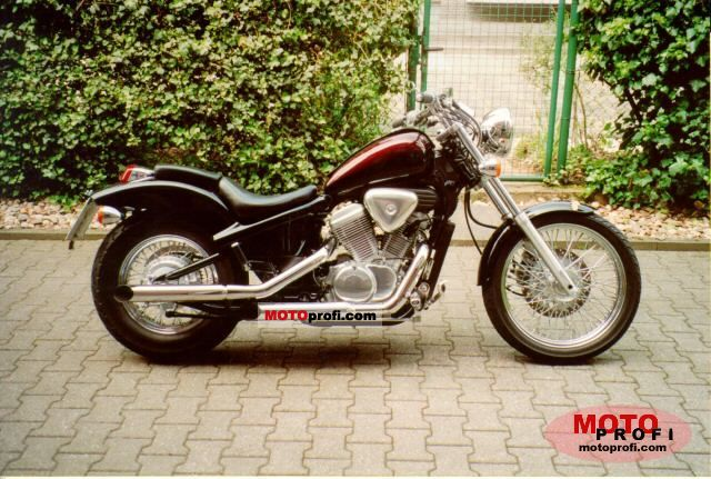 Honda vt 600 c shadow 1996 specs and photos for Honda vt 600