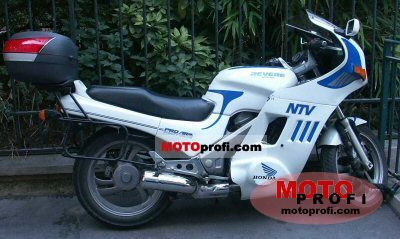 honda ntv 650 revere 1988 specs and photos. Black Bedroom Furniture Sets. Home Design Ideas
