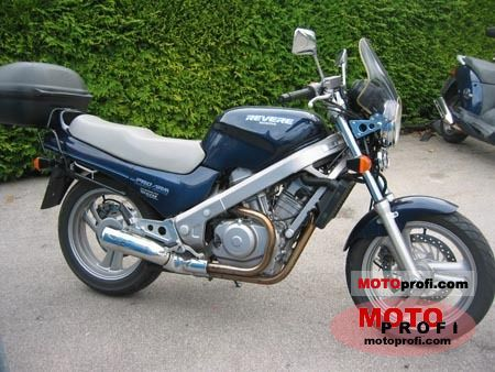 honda ntv 650 revere 1989 specs and photos. Black Bedroom Furniture Sets. Home Design Ideas