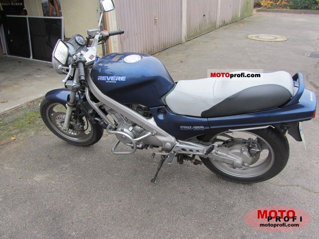 honda ntv 650 revere 1990 specs and photos. Black Bedroom Furniture Sets. Home Design Ideas