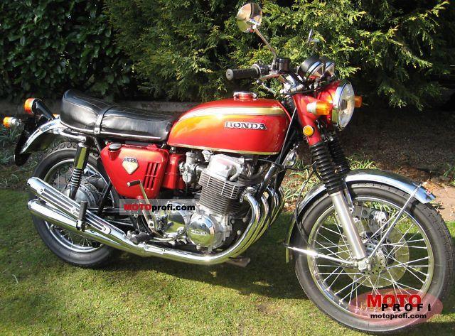 Honda CB 750 F 1970 photo