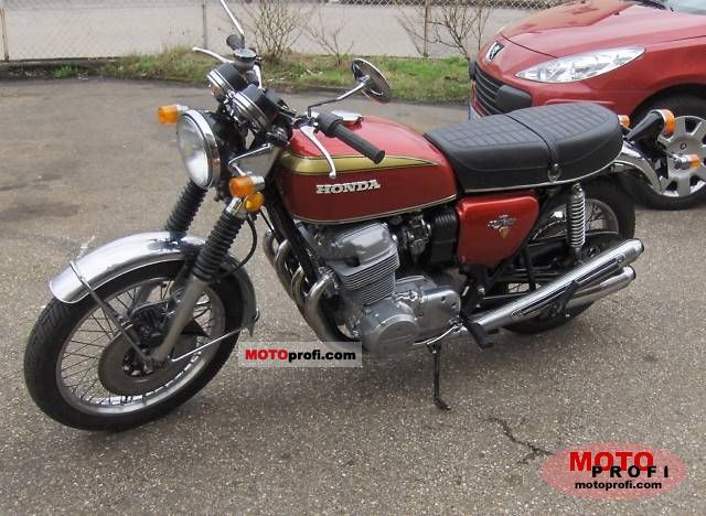 Honda CB 750 F 1972 photo