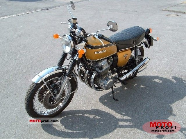 Honda CB 750 F 1973 photo