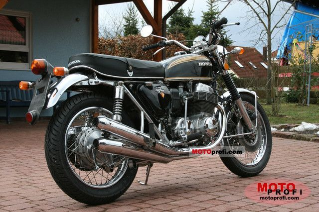 Honda CB 750 F 1974 photo