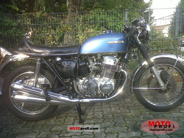 Honda CB 750 F 1975 photo