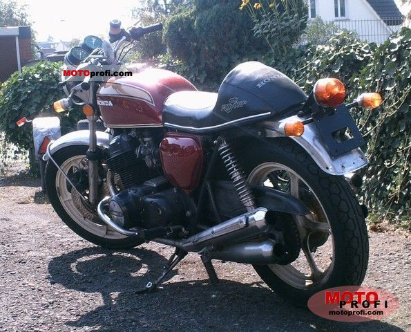 Honda CB 750 F 1976 photo