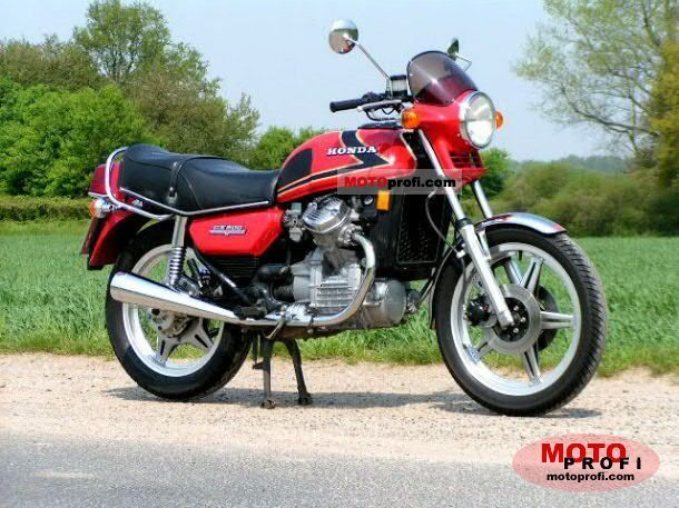1978 Honda CX 500